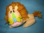 The Lion Toy