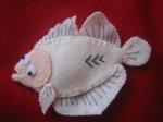 "'The Half Fish""Toy"