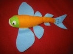 The Flying Fish Toy