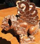 Singa, karya Sangging Pekak Oper.