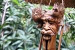 """""""Bamboo Root Artcraft """" …Kul-Kul Berbias Wajah E=mc², Oleh-Oleh DariBangli."""