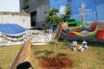 Villa Bintaro Regency - Go Green Painting Day10