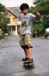 Bermain Skateboard 1