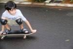 Bermain Skateboard 4