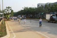 Wipro Run 2012 - Indonesia 11