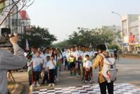 Wipro Run 2012 - Indonesia 9 - di garis start