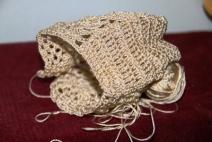 Andani- Crochet Pouch on proggress 5
