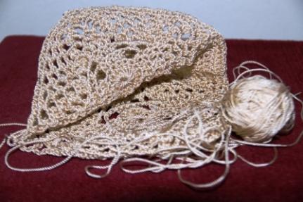 Andani- Crochet Pouch on proggress 6