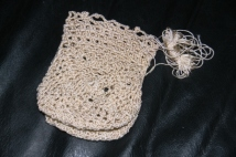 Andani- Crochet Pouch on proggress 7