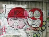 Grafiti Tepi Rel Poris 7
