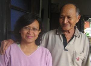 Aku dan Bapak ku