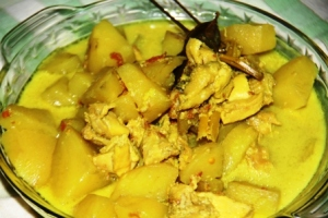 kare kentang 1