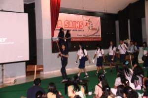 Liga Sains SMP Pembangunan Jaya 2013 -1