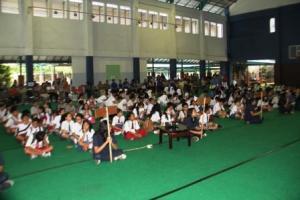 Liga Sains SMP Pembangunan Jaya 2013-2