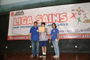 Pemenang Kompetisi Matematika