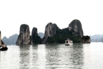 Ha Long Bay Stone Islet 10