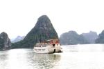 Ha Long Bay Stone Islet 5