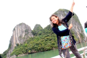 Ha Long Bay Stone Islet 6