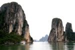 Ha Long Bay Stone Islet 8