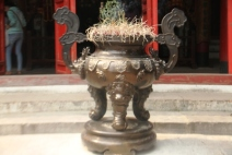 Ngoc Son temple 7