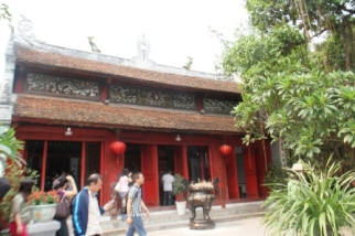 Ngoc Son temple10