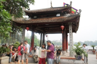 Ngoc Son Temple8