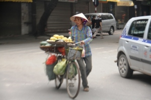 Pedagang DI Hanoi 11
