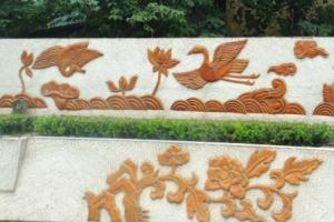 Ha Noi Ceramics Mural 27