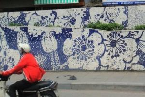 Ha Noi Ceramics Mural 37