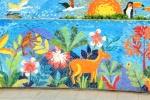 Ha Noi Ceramics Mural 43