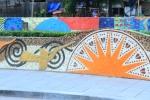 Ha Noi Ceramics Mural 59