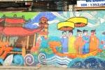 Ha Noi Ceramics Mural 67