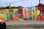 Ha Noi Ceramics Mural 68