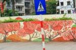 Ha Noi Ceramics Mural 69