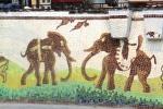 Ha Noi Ceramics Mural 73