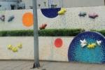Ha Noi Ceramics Mural 8
