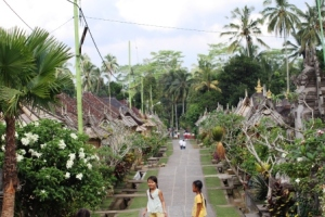 Desa Penglipuran, Bangli