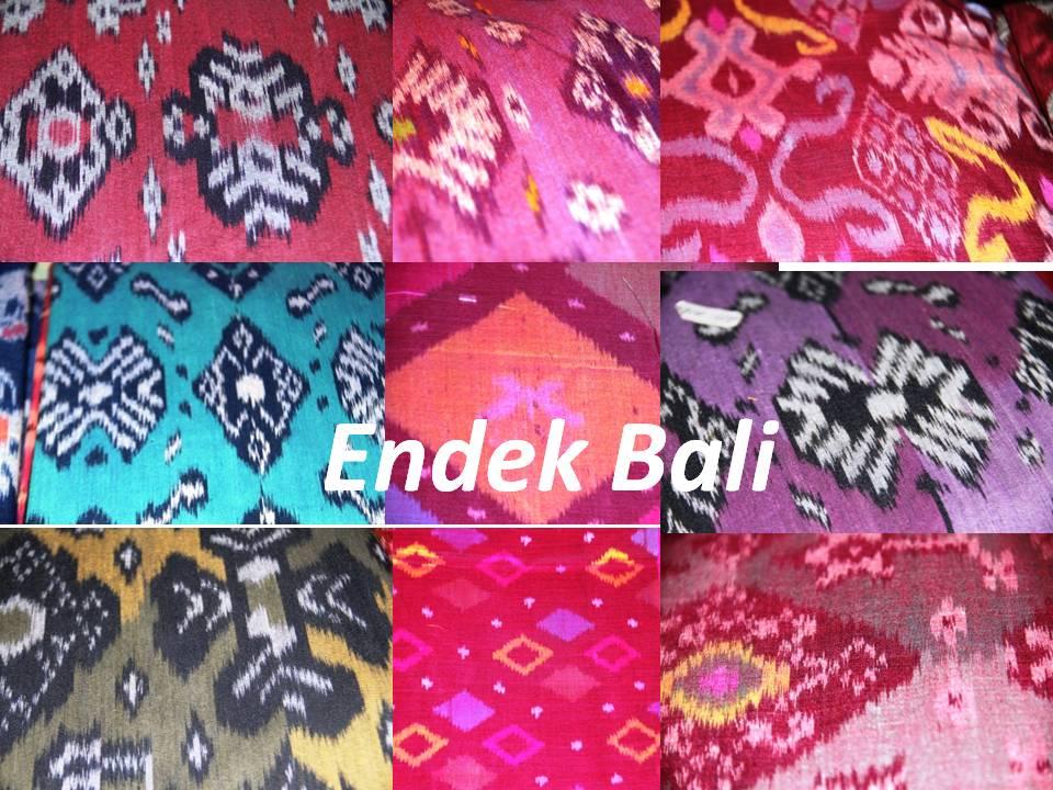 Cuci  Mata: Motif Terkini Kain Endek Bali. (3/4)