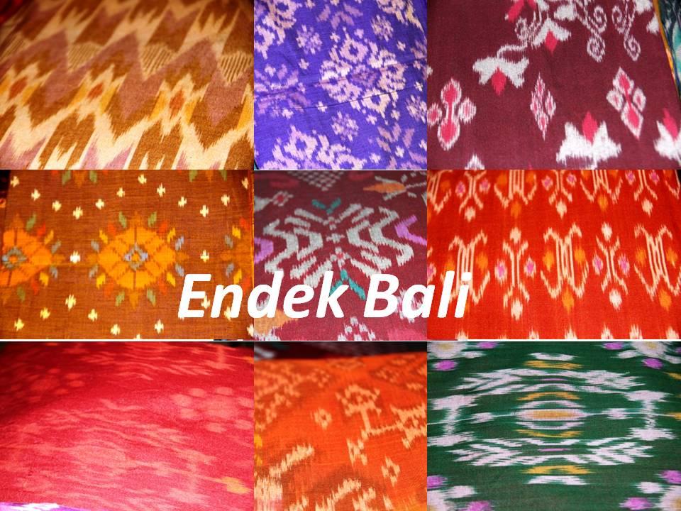 Cuci  Mata: Motif Terkini Kain Endek Bali. (4/4)