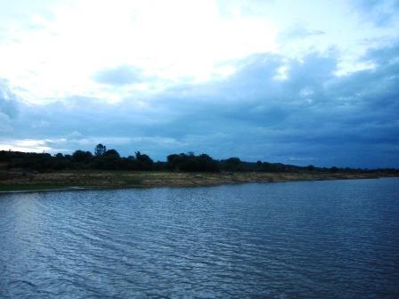 Danau kecil di Vassanthanahalli