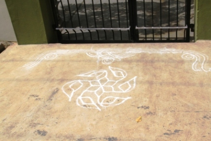 Rangoli - India