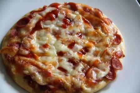 Beef Piza