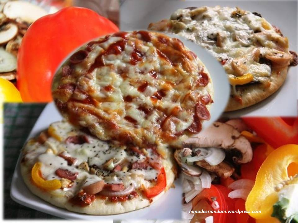 Pizza Making Competition. (1/6)