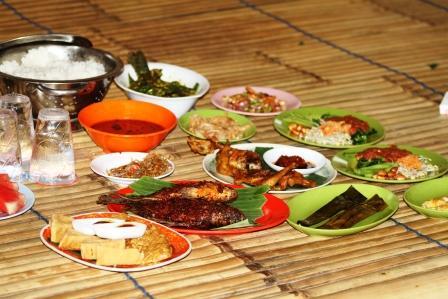 Masakan Lombok