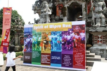 Spirit of Wipro Run 2014 5