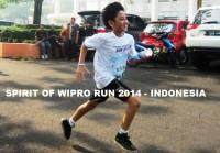 Spirit of Wipro Run 2014 - Indonesia