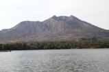 Gunung dan danau Batur