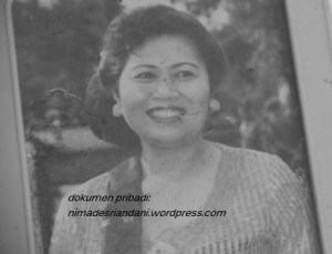 Ibu Agung Sugantini, Bangli