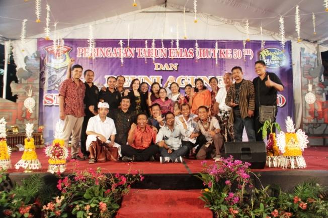Ulang Tahun ke 50 SMA Bangli 15