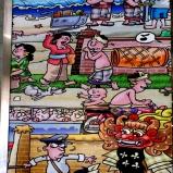 Airport Ngurah Rai Cartoon 2